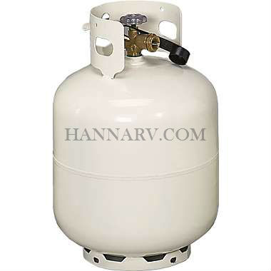 Hanna Trailer Supply LP Gas Tank Refill Station
