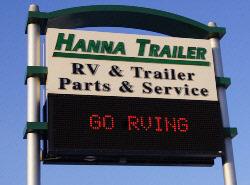 Camper And Trailer Rentals From Hanna Trailer Supply!