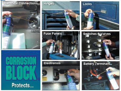 Corrosion Block Cb12 Anti Corrosion And Rust Control
