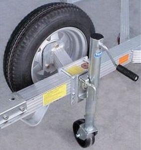 Triton 01145 Swivel Wheel Tongue Jack 1000 Lb Bolt On