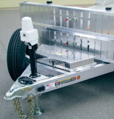 Triton 13450 Aluminum Storage Box With Hardware | TRITON-13450 ...