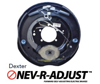 Drum And Disc Brake Parts For Snowmobile Trailers