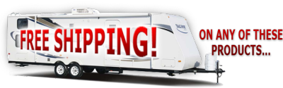 Free Shipping on RV Covers