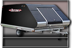Triton coverall trailer parts and accessories