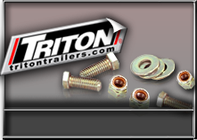 Triton Trailer Accessories, Hardware, and decals