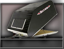 Triton snowmobile trailer parts and accessories