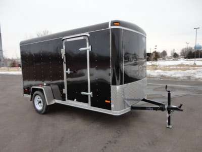 Hanna Trailer Supply Enclosed Utility Trailer Rentals