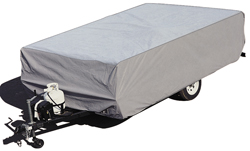 Pop up camper cover